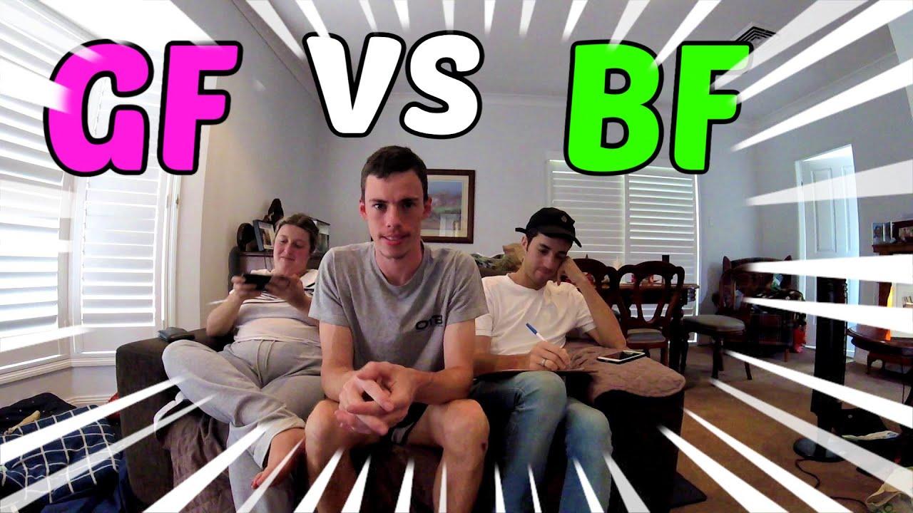 GIRLFRIEND VS BEST FRIEND QUIZ! (WHO KNOWS ME BEST) - YouTube