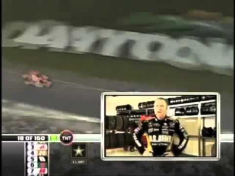 Army NASCAR TNT Broadcast