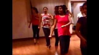 Bollywood choreography at Dancend to Saturday Saturday (humpty sharma ki dulhania)