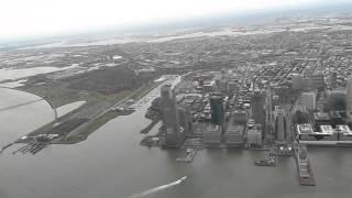 Helikopterrundflug über New York City am 24.12.2015