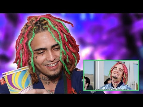 "LIL PUMP REACTS TO ""Gucci Gang"" PARODY by Bart Baker (HE PASSES OUT)"