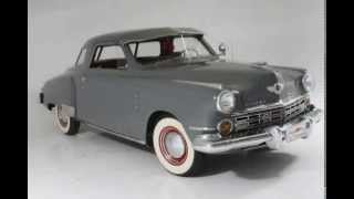 used Studebaker Commander NY Long Island 1948 located in Syosset at Exotic Classics