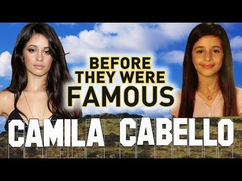 CAMILA CABELLO - Before They Were Famous - Havana