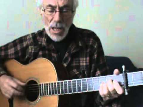 The Trees They Do Grow High - Traditional, Arr. Pentangle (cover with chords)