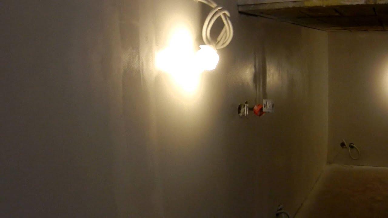 Peinture Intérieure Au Pistolet Airless Murs Et Plafonds étape 5 6