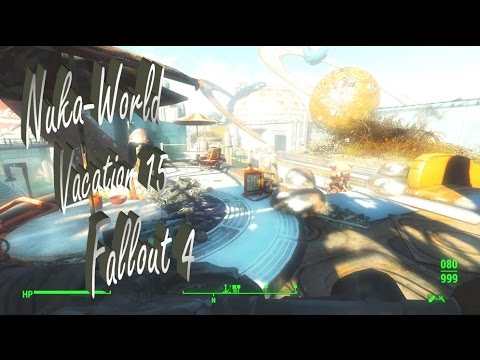 Nuka-World Vacation 15 - Star Control - Fallout 4