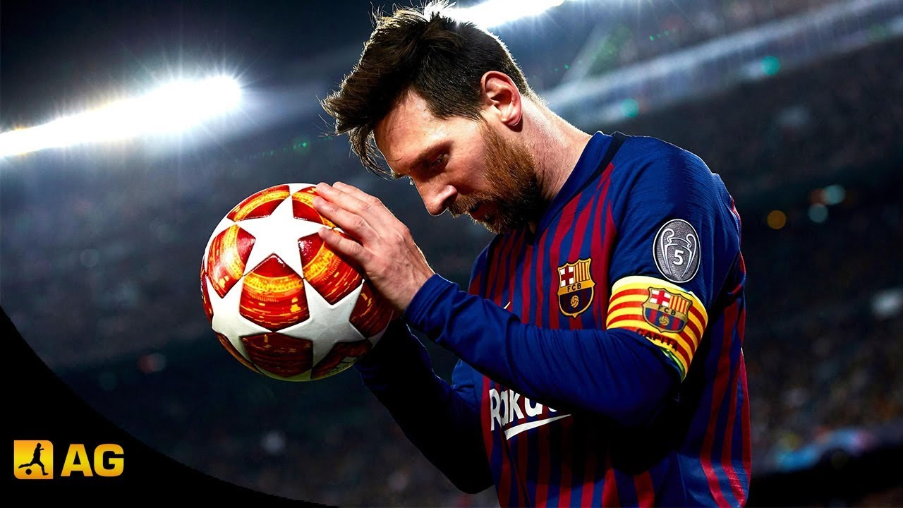 Lionel Messi - King Of Football