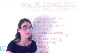 How Exchange Rate Fluctuations Affect International Businesses