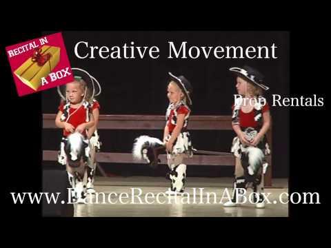 Animal Farm Dance Recital Idea - Commercial Clip