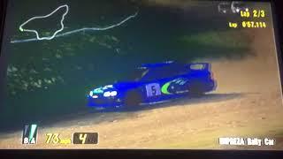 Gran Turismo 3 A-Spec Impreza Rally Car VS Corolla Rally Car 🏁
