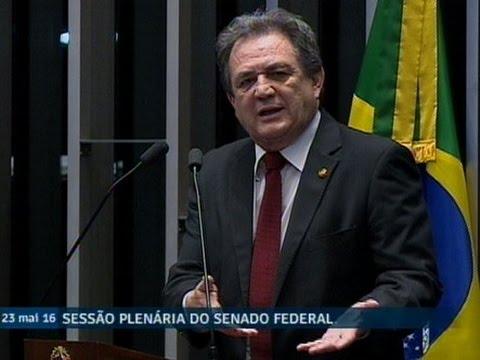 Waldemir Moka defende 'união nacional' em torno de uma solução para o Brasil