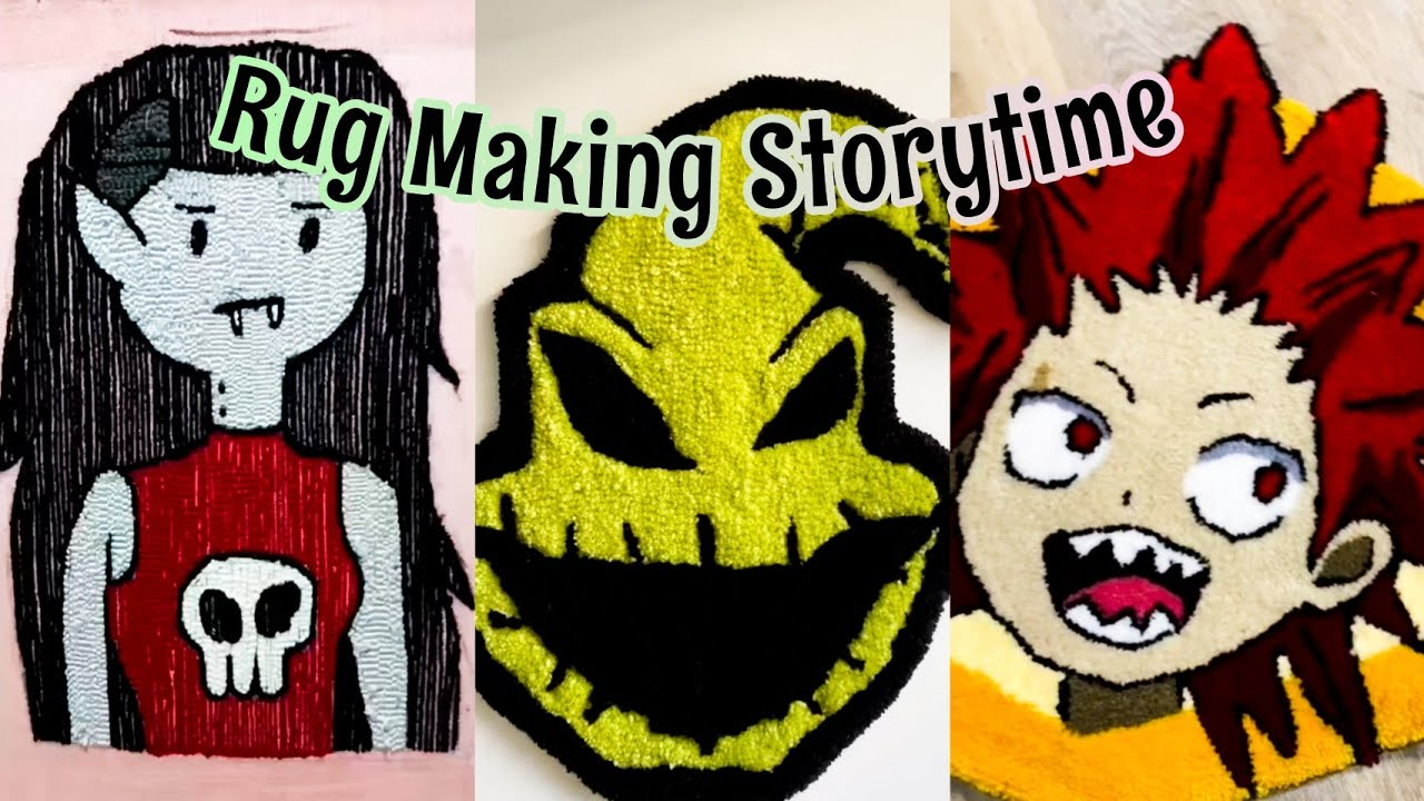 ✨ Rug Making Storytime