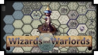 Wizards & Warlords - (Fantasy 4X Strategy Game)