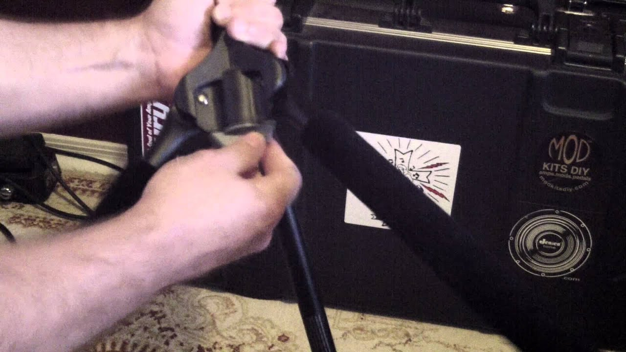 Ultimate Support Guitar Stand Youtube