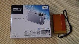 Sony Cyber-shot DSC-TX30. Обзор от Обычного Пользователя / Арстайл /