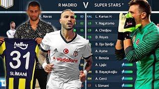 Yaktın Bizi İslam Slimani ! Türkiye Ligi Kadrosu ! Dream League Soccer 2018 Online