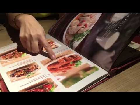 Food Recommendation at Paradise Inn Plaza Indonesia