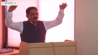 Motivational speech by Prof. Dr. Sanjay  B. Chordiya, Founder President & Chairman of SGI.