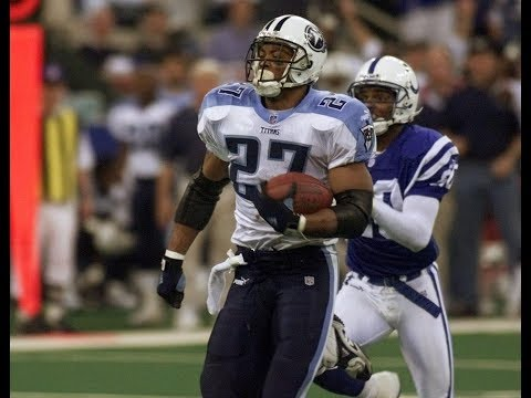 Titans vs Colts AFC Divisional Playoffs January 16, 2000  NFL Films GOTW