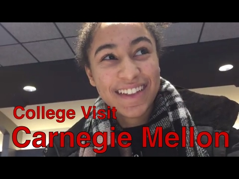 College Visit: Carnegie Mellon