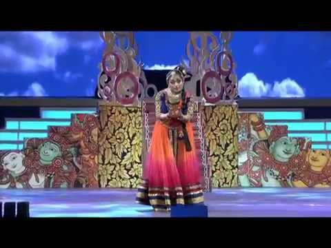 Vanitha Film Awards 2015 Part 9 Aparna Gopinath