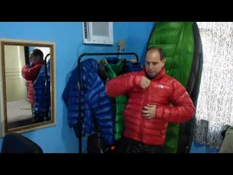 5cc630e9c33e Review The North Face Jaqueta Super Diez 900 - Down Jacket - YouTube