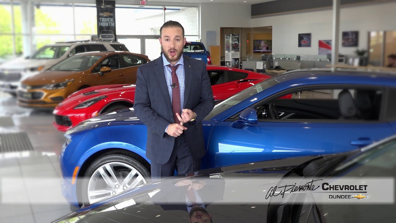 Marco Piemonte Introduces Al Piemonte Chevy In East Dundee Il
