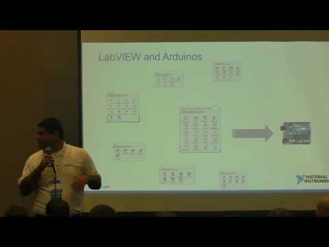 Combining the Power of LabVIEW and the Arduino Platform - NIWeek 2016 Section