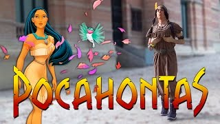 POCAHONTAS - Parodia Princesas Disney