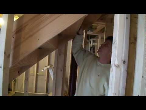 Closet Under the Basement Stairs Idea