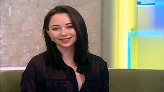 Елизавета Туктамышева в программе Беседка