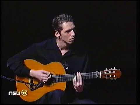 Omar Bashir Trio The Latin Oud Live in Lebanon 2002