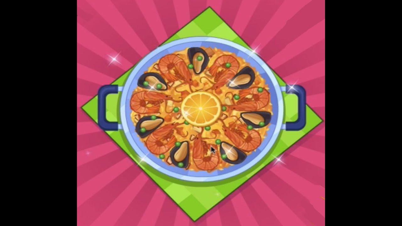 Hermoso juegos de cocinar con sara paella fotos juegos - Juegos de cocina con sara paella ...