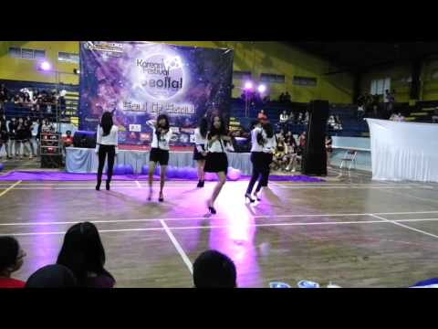 150125 Skypink ( Apink Dance Cover ) - Lovely Day + Luv