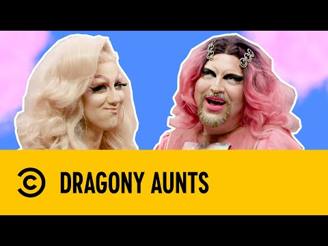 """""""Is It Okay To Feel Sexually Attracted To Your Godfather?""""   Question Time   Dragony Aunts Uncut"""