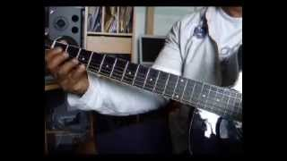 SEDRA de POOPY Acoustic GUITAR, Malagasy music, played on single guitar by ROOTSY