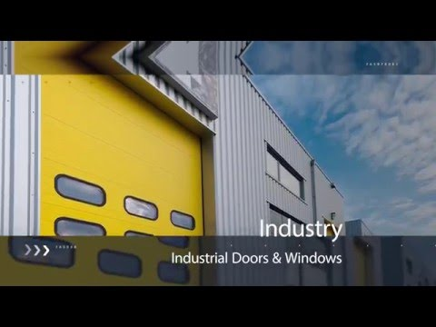 Transport & Industry Application Video