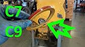 Front Crankshaft Seal Installation - YouTube