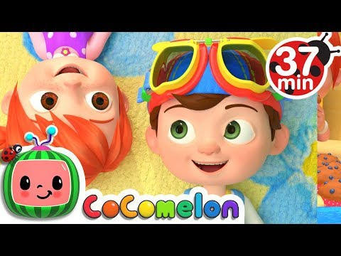 The Opposites Song   +More Nursery Rhymes - CoCoMelon