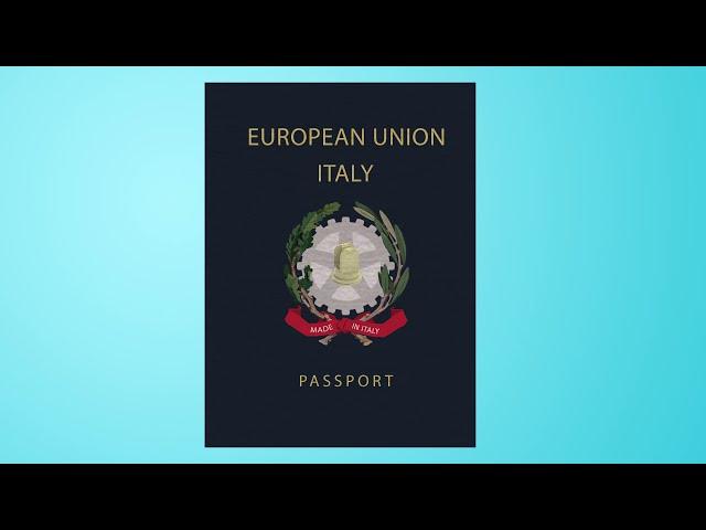 HCA4003 Passport