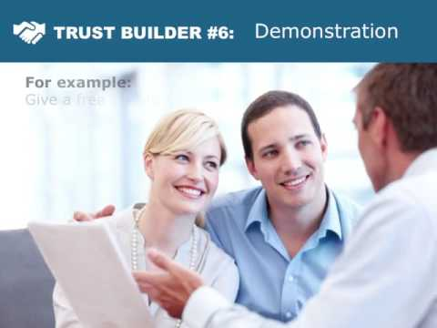 "Eugene Rosales, your trusted Mortgage Lender reveals 7 ""Trust Builders"" Every Realtor Needs to Know"