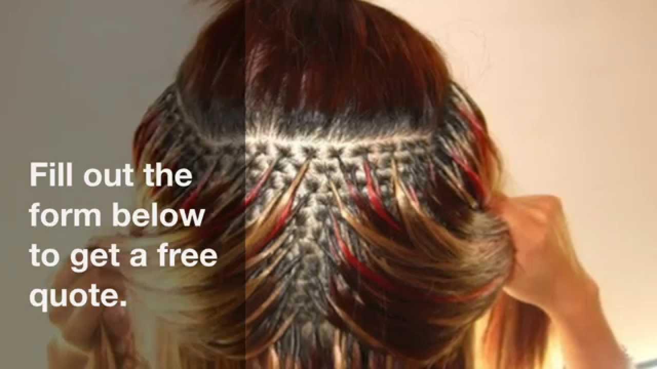 Hair Extensions 775 276 5695 Reno Nv Beauty Salon Youtube