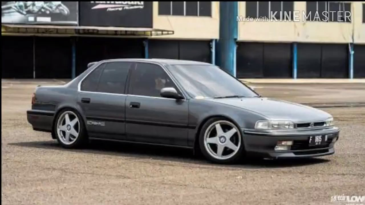 modifikasi simple honda accord maestro - youtube