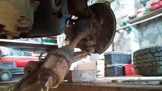 ремонт Freelander 1