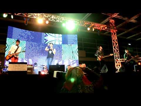 HIJAU DAUN - SETIAP DETIK Live In Hongkong