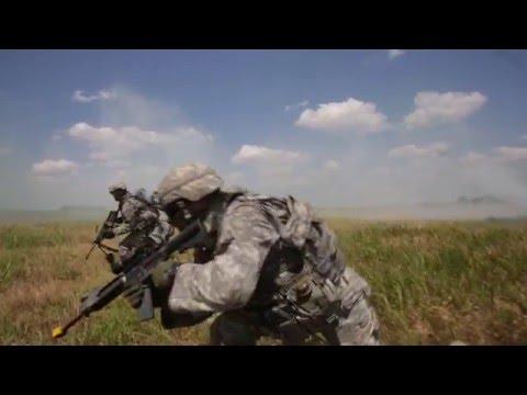 National Guard | Infantry Assault