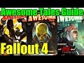 Astoundingly Awesome Tales Comic Book Magazines Guide - Fallout 4