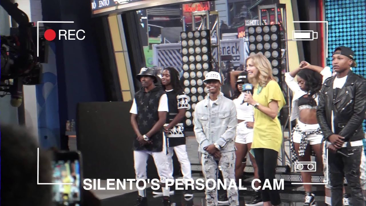 Silento TV: Watch Me Wednesday Episode 3