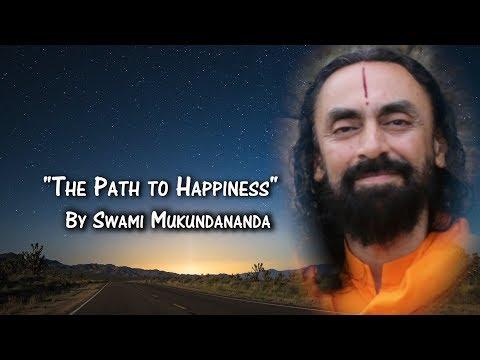 Path to Happiness - Series by Swami Mukundananda at Radha Krishna Temple
