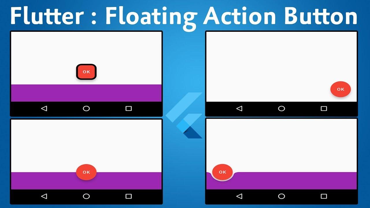 Flutter #21 : Floating Action button [AR]